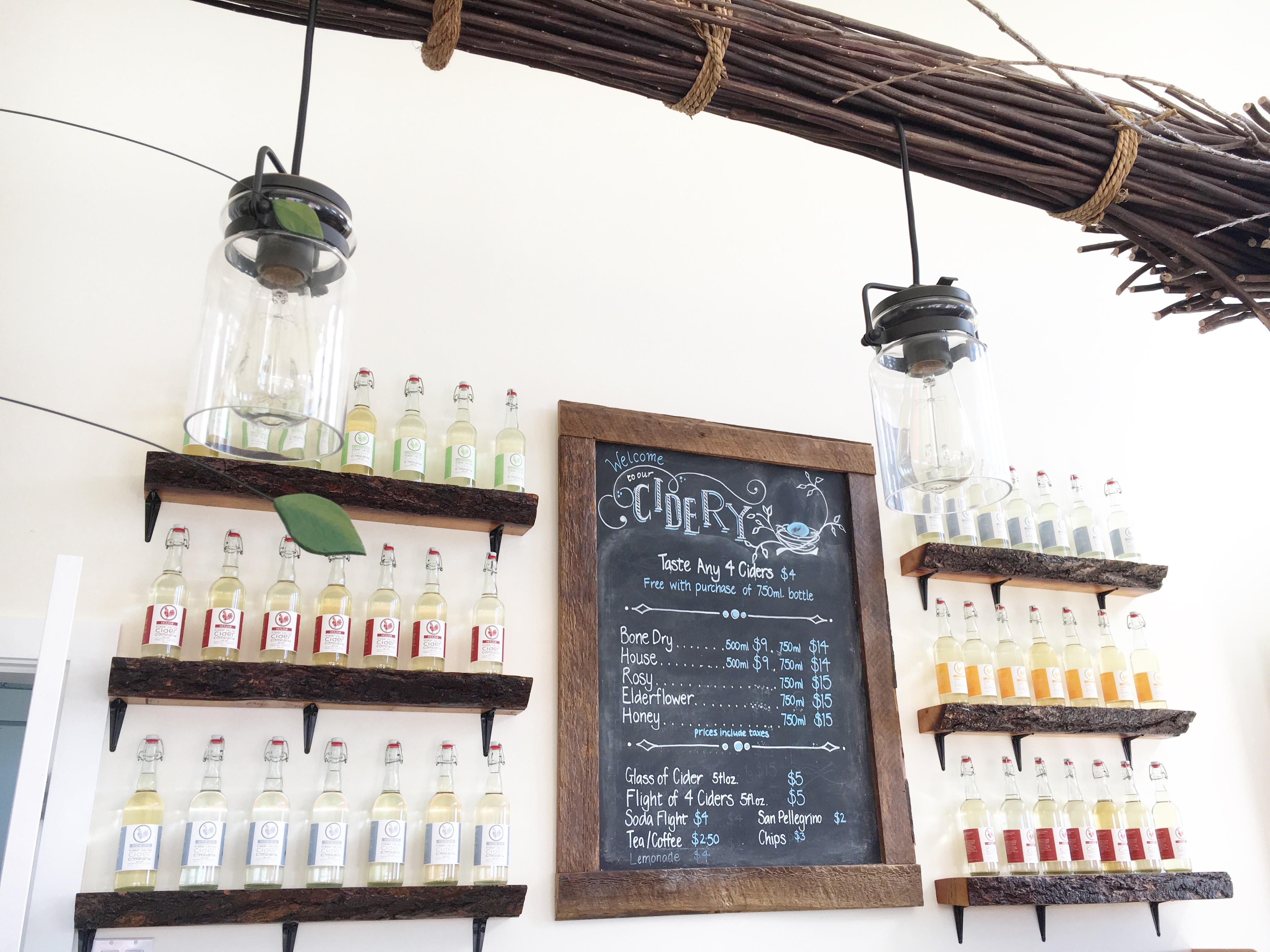 Cider Tasting Room