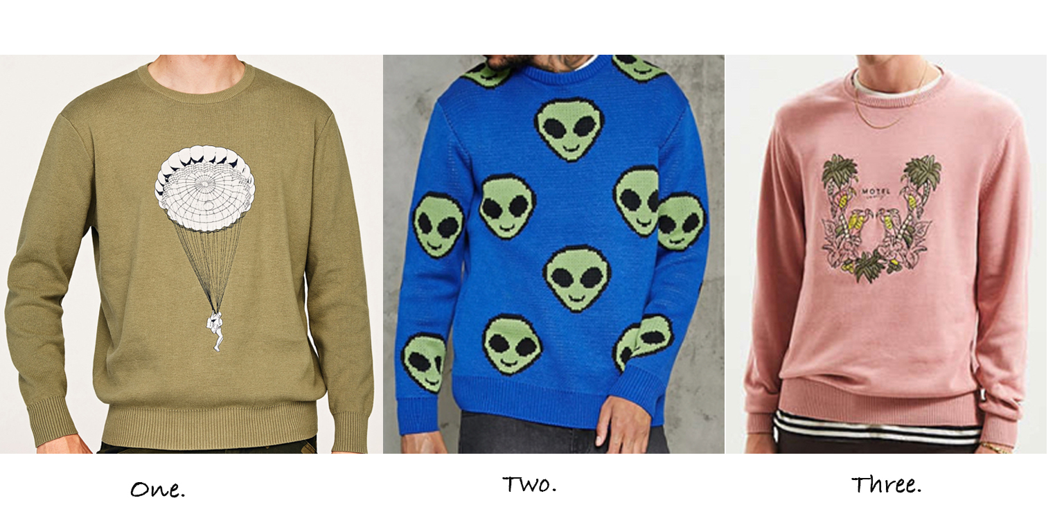 graphicsweater