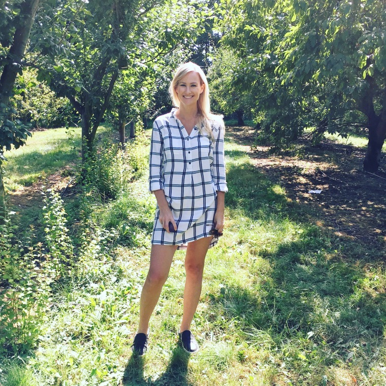 Sunny Daytime Shirt dress Look