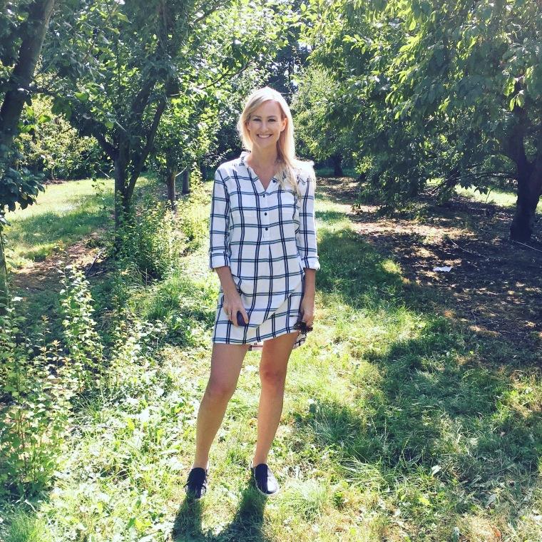 Sunny Daytime Shirt dress Look