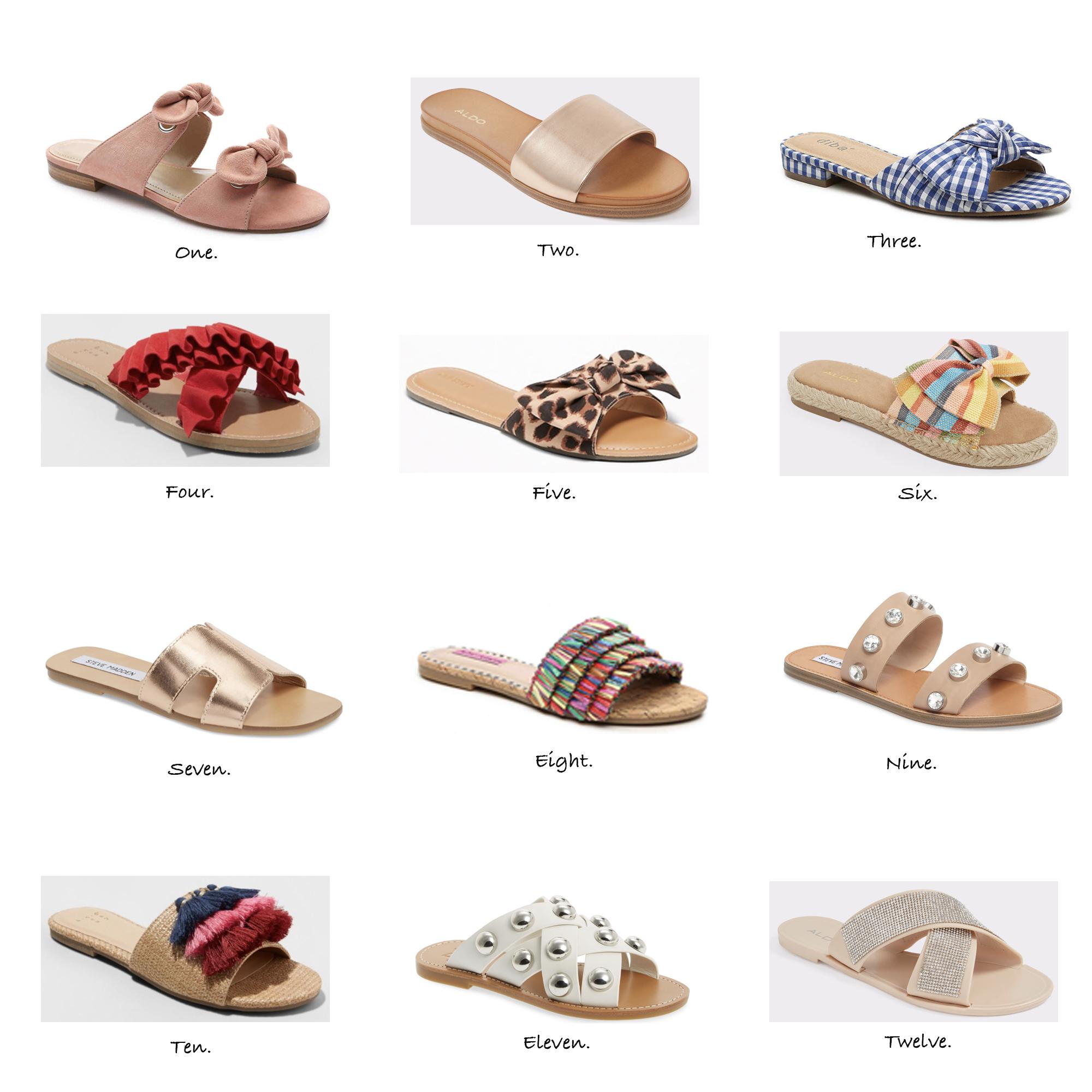 Best Slide Sandals