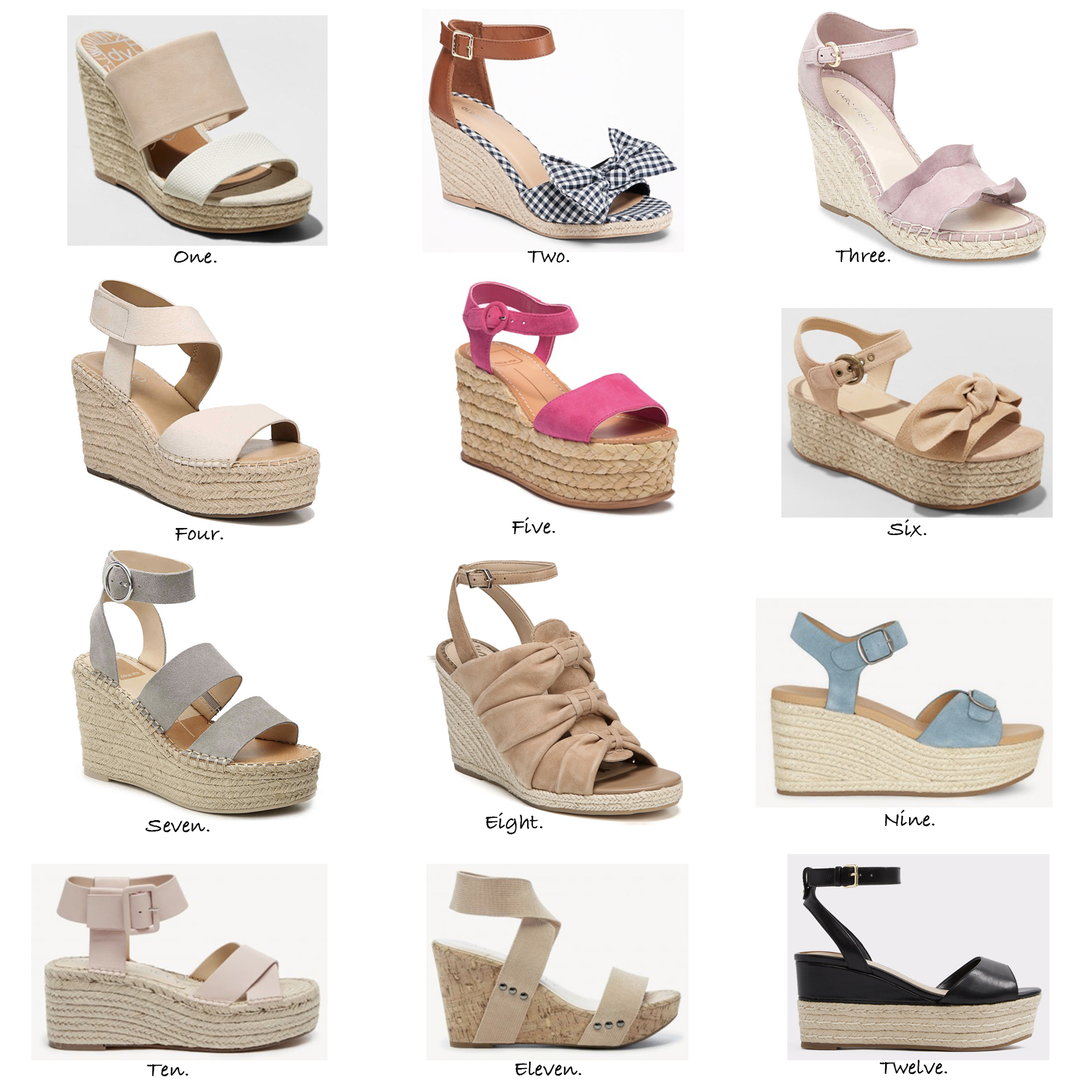 The Best Wedges