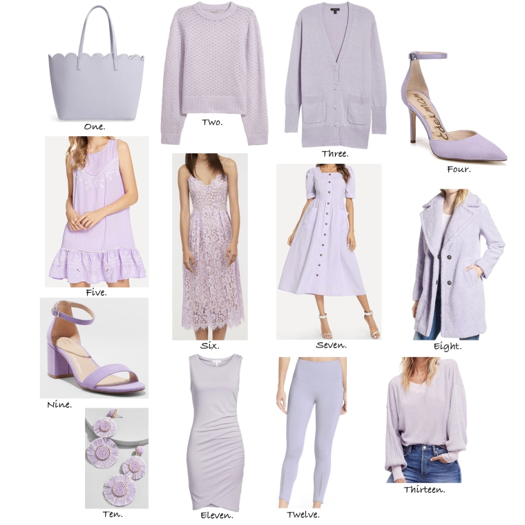 Lavender Clothing
