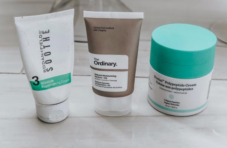 Favourite moisturizers