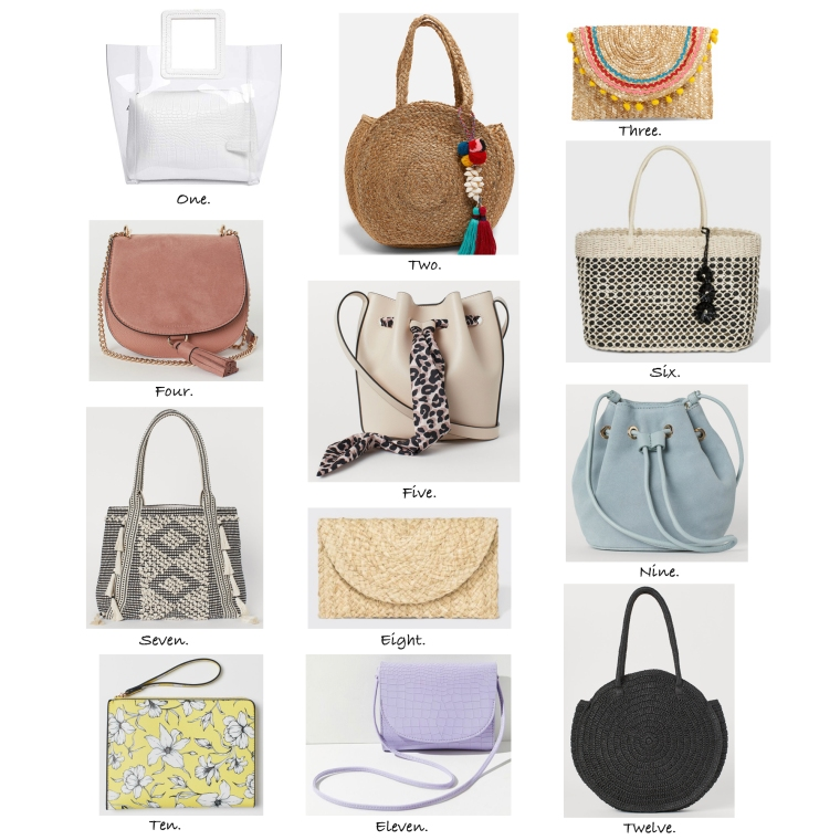 Cutest Bags for Spring